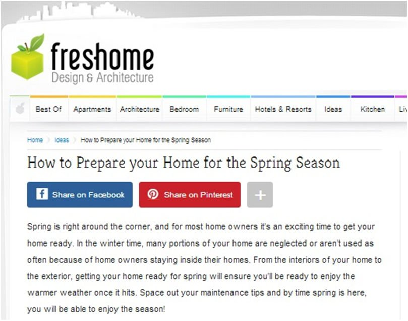 How to Prepare your Home for the Spring Season Image
