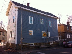 JamesHardie Fiber Cement Siding Sunrise Vanguard Windows