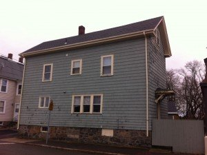 Rotted Siding Rotted Windows
